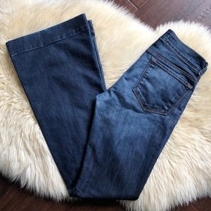 J Brand Love Story 722 Bell Bottom Flare Jeans 29